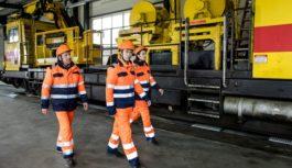 Jedyny w Polsce Poligon szkoleniowy dla kolei szuka trenera