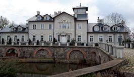 Pałac, który stał się oazą luksusu i przyjemności dla kobiet