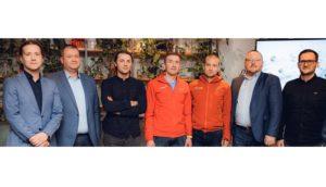 Pracownicy Huawei dla TOPR