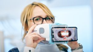 Diagnostyka stomatologiczna w smartfonie